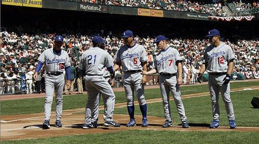 Dodgers sans names